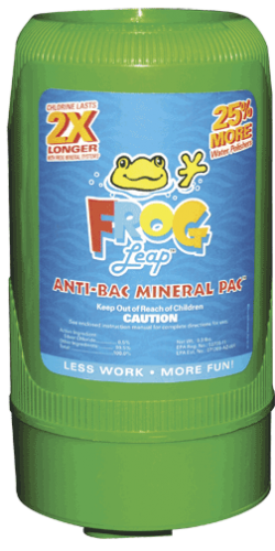 Eagle Pool and Spa - King Technology - FROG Leap Mineral ...