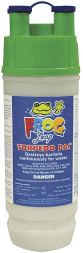 Eagle Pool And Spa King Technology Frog Leap Torpedo Pac